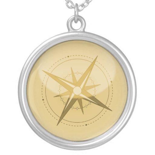 Kompass Schmuck
