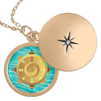 Kompass Anhänger