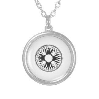 Kompass Personalisierter Schmuck