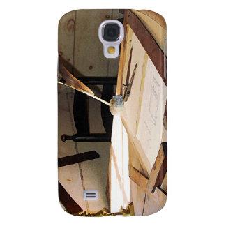 Kompass und T-Quadrat Galaxy S4 Hülle