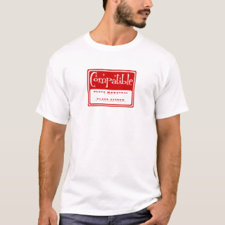 Kompatibel - Spielstereolithographie/Spiele T-Shirt