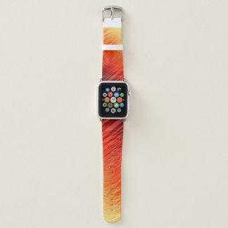 Komplex gewundenes Sunset4 - Apple-Uhrenarmband Apple Watch Armband