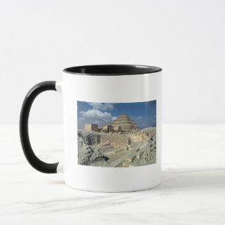 Komplex von Djoser einschließlich die Tasse