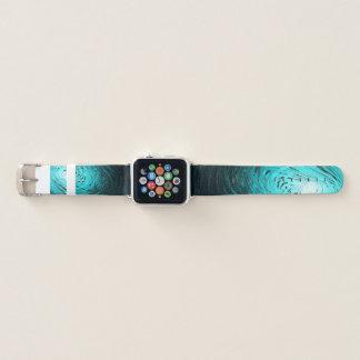 Komplexes Spiral2 Aqua - Apple-Uhrenarmband Apple Watch Armband