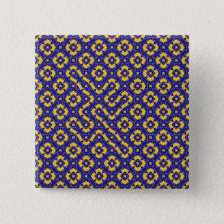Komposition 53 quadratischer button 5,1 cm
