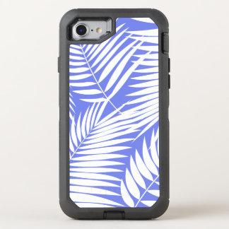 Kona Palmen-hawaiisches Blatt tropisch OtterBox Defender iPhone 8/7 Hülle