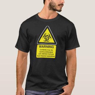 Konformer schwarzer T - Shirt Wäscherei HSE