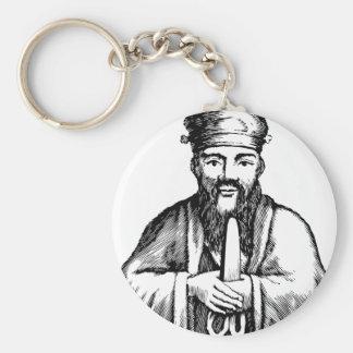 Konfuzius Schlüsselanhänger