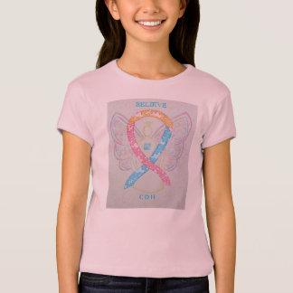 Kongenitales diaphragmatisches T-Shirt