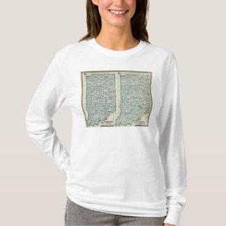 Kongressbezirkgerichtsbezirke Indiana T-Shirt
