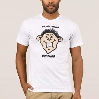 Konichiwaweibchen T-Shirt