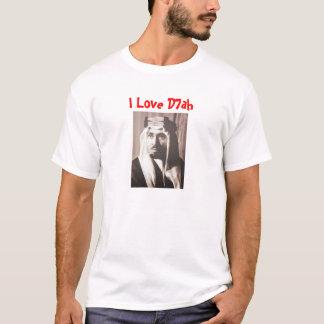 König Abdullah D7ah T-Shirt