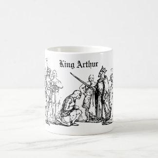 König Arthur und die Ritter Kaffeetasse