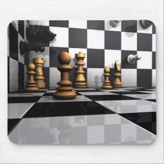 König Chess Play Mousepad