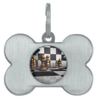 König Chess Play Tiermarke