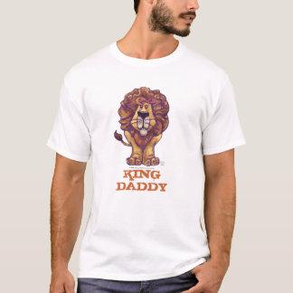 König Daddy Cute Lion T-Shirt