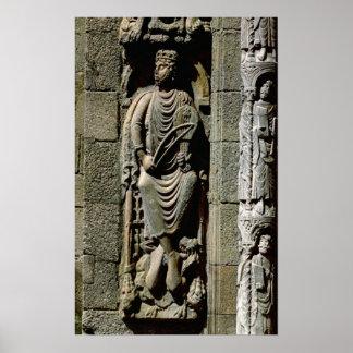 König David Posterdrucke