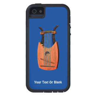 König Davids Harp Tough Xtreme iPhone 5 Hülle