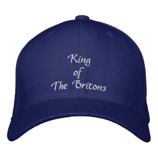 König der Briten Bestickte Baseballkappe