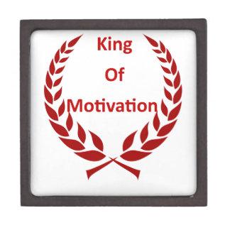 König der Motivation Schmuckkiste