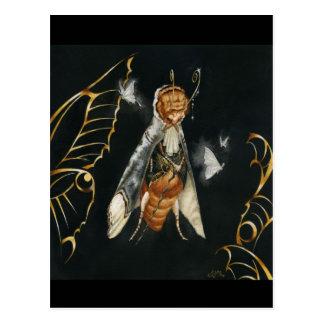König der Schmetterlinge Postkarte