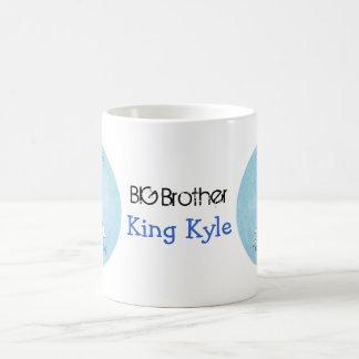 König der Tasse großen Bruders Prinz-African