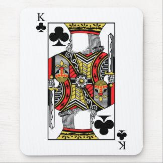 König der Vereine - addieren Sie Ihr Bild Mousepad
