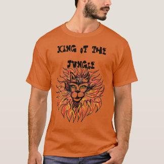 König des Dschungels T-Shirt