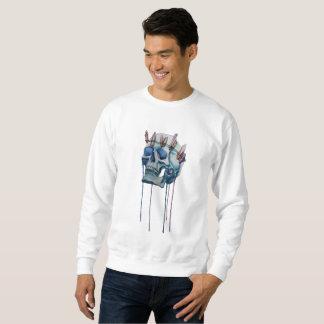 König des Eises Sweatshirt