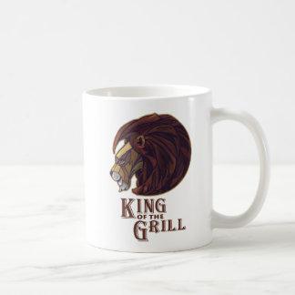 König des Grills Kaffeetasse