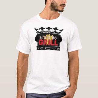 König des Grills u. meines Vatis ist König des T-Shirt