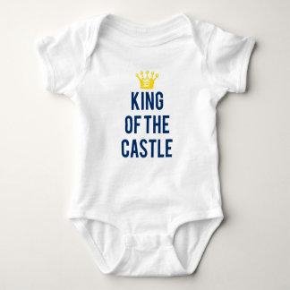 König des T-Stücks der Schlosskinder Babybody