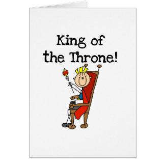 König des Thrones Karte