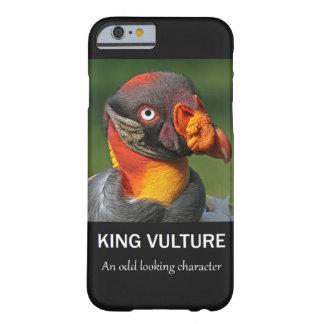 König Geier - sonderbarer Charakter Barely There iPhone 6 Hülle