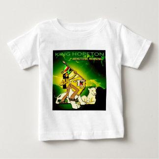 König Hopeton - schöner Morgen. Wäscheleine Baby T-shirt