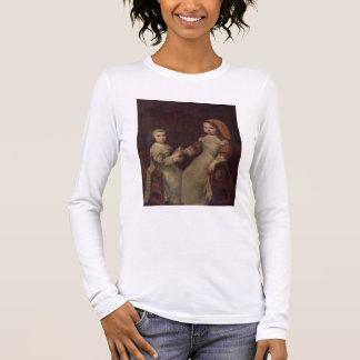 König Louis XIV (1638-1715) als Kind mit Philipp Langarm T-Shirt