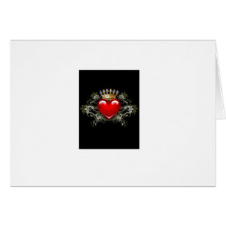 König Love Karte