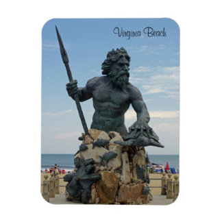 König Neptun Magnet