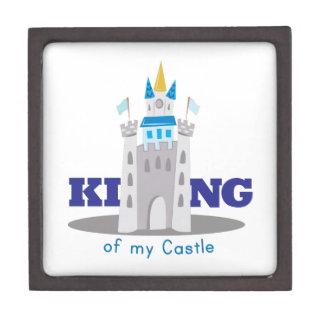 König Of Castle Schachtel