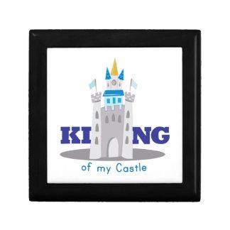 König Of Castle Schmuckschachtel