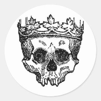 König Of The Dead Sticker