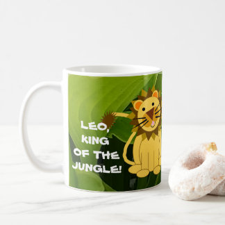 König Of The Jungle Kaffeetasse