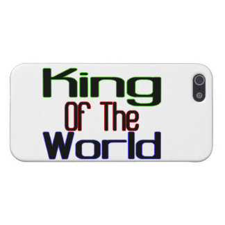 König Of The World iPhone 5 Cover