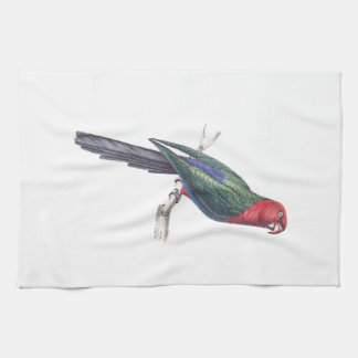 König Parakeet Handtücher