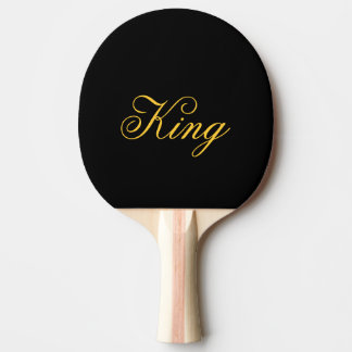 König Ping Pong Paddle Tischtennis Schläger