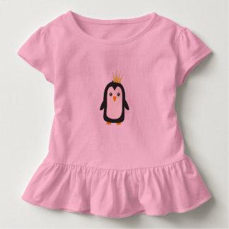 König Pinguin Kleinkind T-shirt