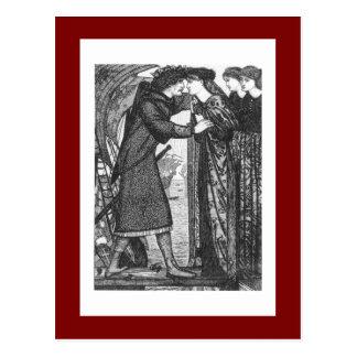 König Sigurd der Kreuzfahrer Postkarte