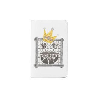 König Sudoku Custom Notebook Moleskine Taschennotizbuch