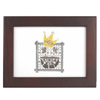 König Sudoku Keepsake Box