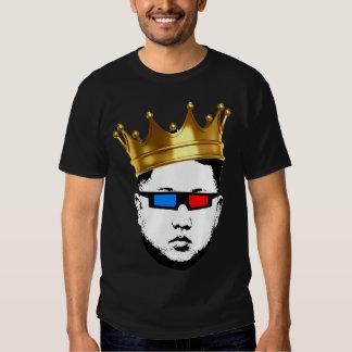 König Swag in 3D Hemden